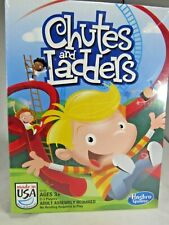Chutes and Ladders Classic Family Board Game new with free shipping