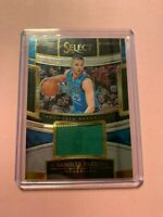 A874 - 2018-19 Select Throwback Memorabilia Chandler Parsons- Jersey