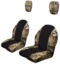 Yamaha Rhino UTV Seat Cover, Heavy Duty Water-Resistant Backing Protcects Seats
