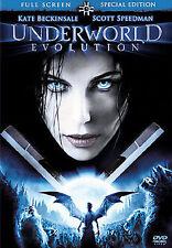 Underworld: Evolution (DVD, 2006, Special Edition, Full Frame Edition)