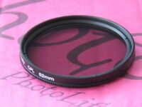 CPL 52mm Filter Ultra Violet For Canon Sony Nikon Pentax Camera Lens SLR DSLR