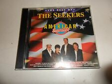 CD  The Seekers  ‎– Best Of Today