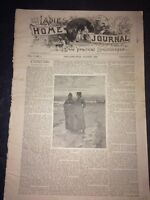 The Ladies Home Journal August 1888 Edition