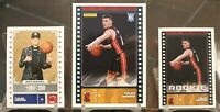 TYLER HERRO RC LOT 2019-20 Panini NBA STICKER / ROOKIE CARD COLLECTION x3 INVEST
