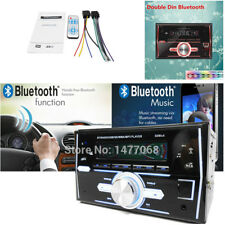 1PC 2 Din 7 Colors Car Radio Stereo USB SD FM MP3 Bluetooth Autoradio Universal
