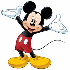 Mickey Mouse Vinilo Etiquetas De Pared Wall Decals