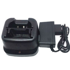 EU BC137 Desktop Charger Replacement For ICOM IC-A6 IC-A24 IC-V8 IC-V82 IC-U82