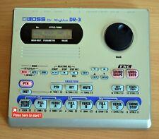 Boss - Doctor Rhythm DR3 Drum Machine