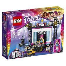 Lego Friends 41117-Pop Star TV Studio - 194 Piezas-Nuevo En Caja!