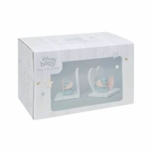 Disney Magical Beginnings Dumbo Moulded Bookends - Nursery Gift