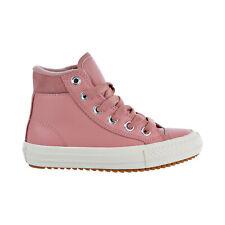 Converse Chuck Taylor All Star PC Boot Hi Kids Shoes Pink-Burnt Caramel 661905c