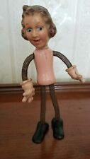 1930's Ideal FANNY BRYCE Baby Snooks Flexy Doll Composition