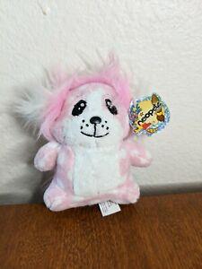 "Pink Feepit 4"" Mini Neopet Plush Stuffed Animal Toy for Kids w Tags"