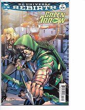 Green Arrow #17 Neal Adams Variant DC Rebirth NM