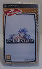 Final Fantasy Tactics: The War of the Lions Sony PSP **Neu & OVP**