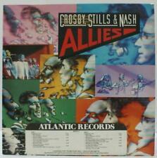 CROSBY, STILLS & NASH - ALLIES - ROCK VINYL LP PROMO