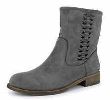 7a65dafc331d Dolce by Mojo Moxy Jody Women's Boots Booties Gray Size 6.5 M