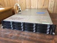 EMC Data Domain DD890 Deduplication System w/ 12 Core Cpu 128gb ram 5x 1TB HDD