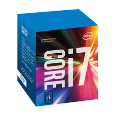 NEW Intel® Core™ i7-7700 Processor (8M Cache, up to 4.20 GHz)