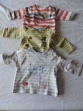 t-shirt manche longue bébé garçon ; 6 mois