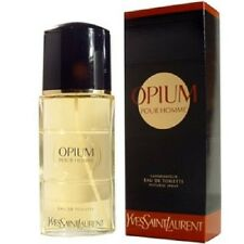 OPIUM FOR MEN  BY Yves Saint Laurent 1.0 oz / 30 ml EDT SPRAY NEW IN BOX SEALED