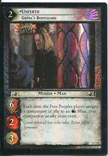 Lord Of The Rings CCG Foil Card TTT 4.C178 Unferth, Grima's Bodyguard