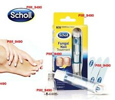 SCHOLL FUNGAL NAIL TREATMENT Nagelpilz - 3,8ml Kills Fungus 99.9% ORIGINAL