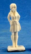 1 x AGATHA FOX- BONES REAPER figurine miniature jdr rpg espion spy female 80026