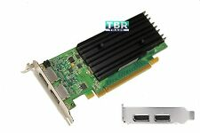 Lot Of 10 nVidia Quadro NVS 295 PCIe Video Graphics Card PCIe Low Profile SFF