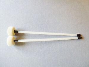 Schlägel für Trommel, Landsknechtstrommel, 45 mm Durchmesser