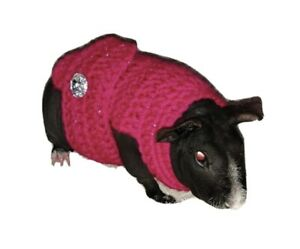 Guinea Pig Clothes, Skinny Pig Sweater, Small Pet Accessories, Hairless Pig