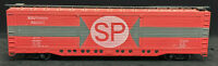 AHM SP 51249 SOUTHERN PACIFIC. BOXCAR. RED Vintage. HO.