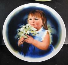 "Zolan's Collector's Plate ""For You"" 1981"