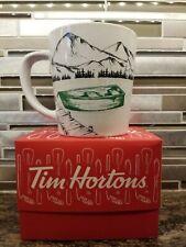 Tim Hortons Canoe Coffee Mug Limited Edition 2018