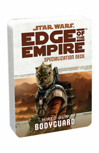 Star Wars RPG: Edge of the Empire - Bodyguard Specialization Deck