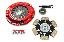 XTR RIGID RACE CLUTCH KIT ECLIPSE GST GSX TALON TSI 2.0L TURBO FWD AWD