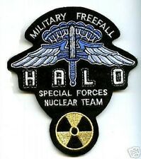 KILLER ELITE SPECIAL FORCES FREEFALL HIGH ALTITUDE HALO NUCLEAR TEAM vel©®Ø SSI