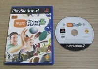 EyeToy: Play 2 - PAL - Sony Playstation 2 / PS2 Game