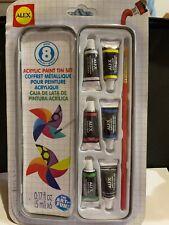 ALEX Toys Artist Studio Acrylic Paint Tin Set Arts and Crafts