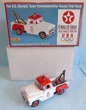 20458 MATCHBOX / OLYMPIC TEAM / CHEVROLET PICK UP TEXACO 1955 DEPANNEUSE 1/43