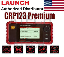 LAUNCH CRP 123 PREMIUM Diagnostic CReader Tool OBD2 Engine Tran ABS SRS CRP123