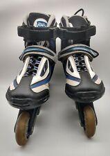 Men's Br Bladerunner Advantage Inline Skates Size 8 Rollerblades Abec 7