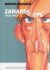 ANDREA PAZIENZA - LA BIBLIOTECA DI REPUBBLICA-L'ESPRESSO - N. 3 ZANARDI '85-'88