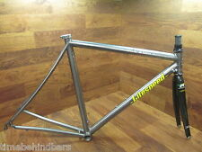 LITESPEED TUSCANY TITANIUM TI ROAD BIKE FRAME SET 53CM SMALL REYNOLDS UOZO PRO