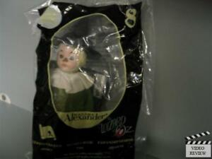 Scarecrow, Wizard of Oz, Happy Meal, Madame Alexander Doll, MacDonald's, sealed