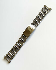 OMEGA SEAMASTER BEADS OF RICE NO.12 18MM BRACELET WITH 70 END LINKS
