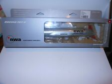 1:200 Hogan Boeing 787-8 NWA Northwest Airlines no 1486 with stand