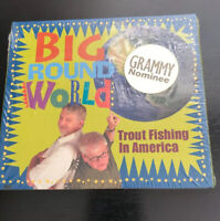 Big Round World [Digipak] by Trout Fishing in America (CD, Sep-2008, Trout...