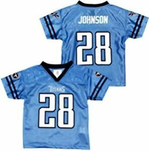 Chris Johnson Tennessee Titans Infant Jersey Outerstuff  Clearance