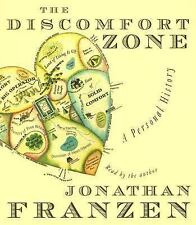 NEW The Discomfort Zone by Jonathan Franzen 1970's Childhood 6 Cd Audio Book Z3